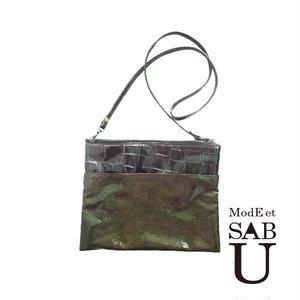 <ModEet SAB>本革レザー,ショルダーミニバック