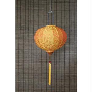 ベトナムランタン 丸形 Lサイズ 橙