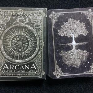 ARCANA TAROT PLAYING CARDS
