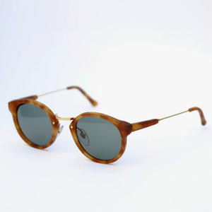 SUPER SUNGLASS:スーパー サングラス 《PANAMA Light Havana》
