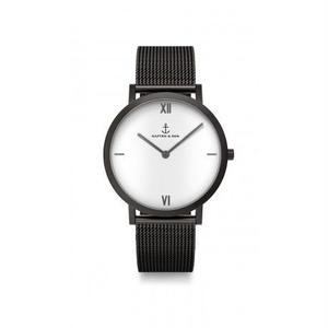 KAPTEN&SON:キャプテン&サン《Pure (38mm) Mesh Lux》腕時計 メタルメッシュバンド