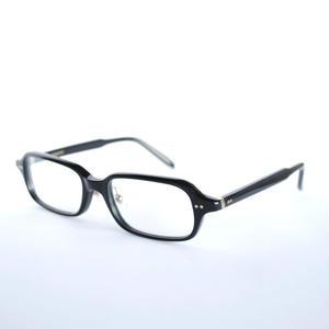 ayame:アヤメ 《ENIX - エニックス col.Black》 眼鏡 スクエア