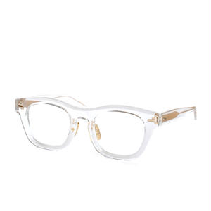 OG×OLIVER GOLDSMITH:オージーバイオリバーゴールドスミス《Re.SEG 47 Col.119-5》眼鏡 フレーム