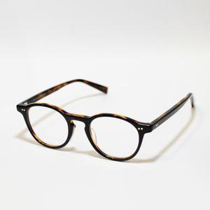 EnaLloid:エナロイド - 《Charltte  Col.Black》 眼鏡 フレーム