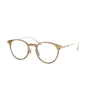 YUICHI TOYAMA.:ユウイチ トヤマ《U-076 Sarah Col.06》眼鏡フレーム