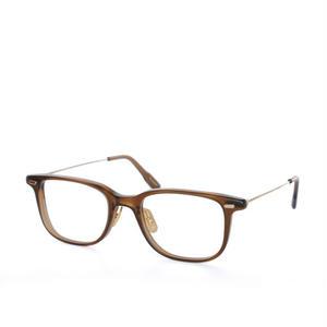 OG×OLIVER GOLDSMITH:オージーバイオリバーゴールドスミス《Re:MUST Col.115-2》眼鏡フレーム