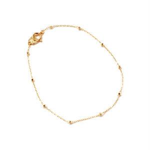 AURORA GRAN:オーロラグラン 《K10 ブレスレット・チャスカブレスレット》160305-1