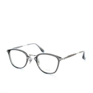 ayame:アヤメ 《KLAMP  W-クランプ ダブル Col. GY》眼鏡 ウエリントンコンビネーション