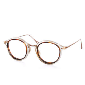 EnaLloid:エナロイド《TWO FACES 01 B col.138》眼鏡 フレーム