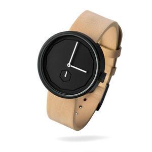 AARK collective:アーク コレクティブ 《CLASSIC NEU-BLACK:クラシック ニュー -ブラック》腕時計 リストウォッチ AARK-001ABLK