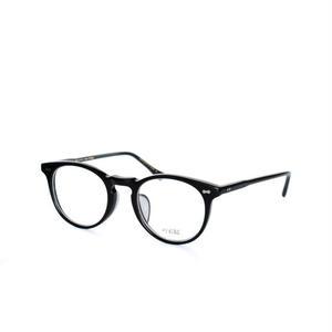 ayame i wear design:アヤメ《BOSTON col.BK》眼鏡 フレーム