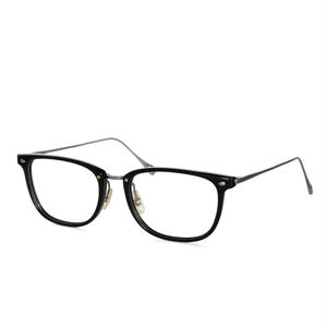 EnaLloid:エナロイド《ONE FACE 02 col.001》眼鏡 フレーム