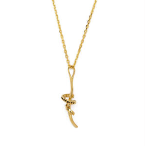 SERGE THORAVAL:セルジュトラヴァル《WISH YOU BLUE Necklace:394 P53》ウィッシュユーブルーネックレス GOLD SILVER