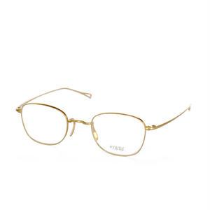 ayame i wear design:アヤメ《GMS col.Gold》眼鏡フレーム
