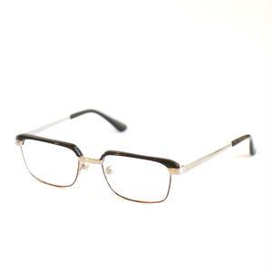 ayame:アヤメ 《CENTURY -センチュリー col.Black DEMI》 眼鏡 サーモントスクエア