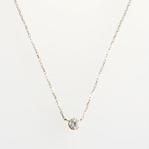 sowi:ソーイ 《K18YG  ダイヤモンド ネックレス》302P0105-TY