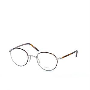 ayame:アヤメ 《SIPPOU -シッポウ Col.DTR》眼鏡 メタルボストン / ダークタートル / シルバー