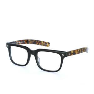 Mr.Gentleman Eyewear:ミスタージェントルマン・アイウェア 《COBAIN -コバーン Col.Matte Black》  カート・コバーン復刻アイウェア 眼鏡 ウエリントン
