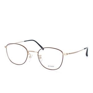 propo:プロポ 《FREDA Col.2》眼鏡 フレーム