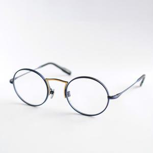 OG × OLIVER GOLDSMITH:オージーバイオリバーゴールドスミス《Porte Col.010》眼鏡 フレーム