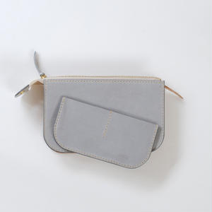 RHYTHMOS:リュトモス《Zip L & Card Sleeve SET Col.sorbet》財布&スリーブセット 2018SS 限定カラー ソルベ