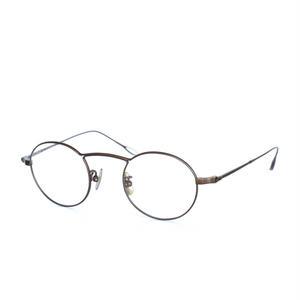 YUICHI TOYAMA.:ユウイチ トヤマ《U-074 Johannes Col.02》眼鏡フレーム