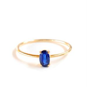 sowi:ソーイ 《toroimerai K10YG Ring》カイヤナイト リング