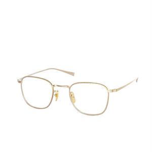 OG×OLIVER GOLDSMITH:オージー バイ オリバー ゴールドスミス《Gardener  Col.021-3》 眼鏡  フレーム