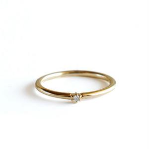 sowi:ソーイ 《K10 ダイヤモンド リング》309R0109