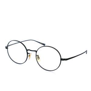 OG×OLIVER GOLDSMITH:オージー バイ オリバー ゴールドスミス《Knitter-51 -ニッター col.025》 眼鏡 ラウンド
