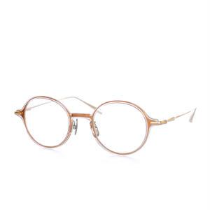 YUICHI TOYAMA.:ユウイチ トヤマ《U-077  Emma Col.03》眼鏡フレーム