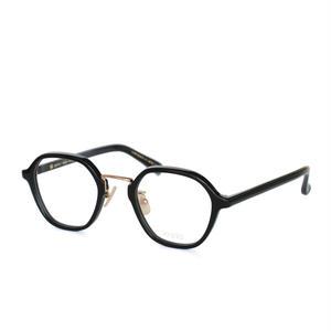 ayame i wear design:アヤメ《MATTERHORN col.BK》眼鏡 フレーム
