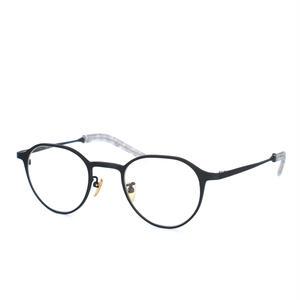 I.ENOMOTO:アイ エノモト《IE002 Col.BK2》眼鏡 フレーム