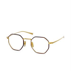 OG×OLIVER GOLDSMITH:オージー バイ オリバー ゴールドスミス《Farmer  Col.023-2》 眼鏡  フレーム