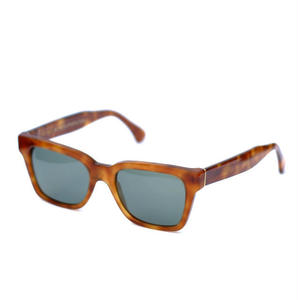 SUPER SUNGLASS:スーパー サングラス 《AMERICA Light Havana》