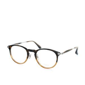 ayame:アヤメ 《KLAMP-クランプ Col. BRH》眼鏡 ボストンコンビネーション