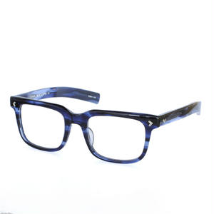 Mr.Gentleman Eyewear:ミスタージェントルマン・アイウェア 《COBAIN -コバーン Col.Blue》 カート・コバーン復刻アイウェア 眼鏡 ウエリントン