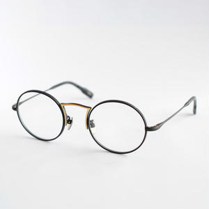 OG × OLIVER GOLDSMITH:オージーバイオリバーゴールドスミス《Porte Col.012》眼鏡 フレーム