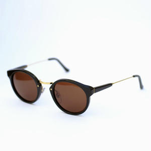 SUPER SUNGLASS:スーパー サングラス 《PANAMA Black》
