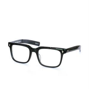 Mr.Gentleman Eyewear:ミスタージェントルマン・アイウェア《COBAIN -コバーン Col.Black》 カート・コバーン復刻アイウェア 眼鏡 ウエリントン