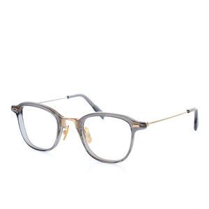 OG × OLIVER GOLDSMITH:オージーバイオリバーゴールドスミス《Driver Col.117》眼鏡  フレーム