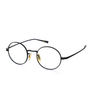OG×OLIVER GOLDSMITH:オージー バイ オリバー ゴールドスミス《Knitter46 -ニッター Col.025》 眼鏡 ラウンド