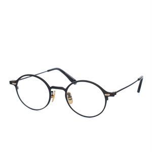 OG×OLIVER GOLDSMITH:オージーバイオリバーゴールドスミス《Re.RETRO SIX 47 Col.050》眼鏡 フレーム