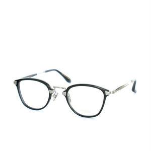 ayame:アヤメ 《KLAMP W - クランプ ダブル col.BK》眼鏡 ウエリントンコンビネーション