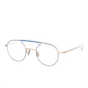 YUICHI TOYAMA.:ユウイチ トヤマ《U-067 Hannes Col.04》眼鏡フレーム