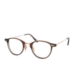 OG×OLIVER GOLDSMITH:オージーバイオリバーゴールドスミス《POETS Col.115-2》眼鏡 フレーム