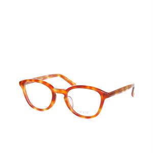 ayame i wear design:アヤメ《NEWOLD-S col.AMB》眼鏡 フレーム