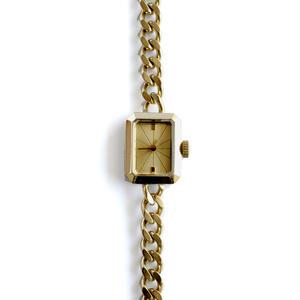 induna:インデュナ 《ETOILE - GOLD》時計 リストウォッチ ゴールド