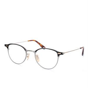OG×OLIVER GOLDSMITH:オージーバイオリバーゴールドスミス《Re.RIPON 47 Col.051》眼鏡 フレーム