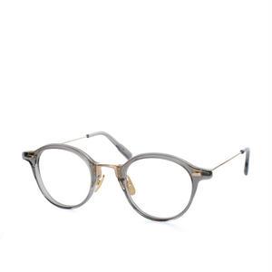 OG×OLIVER GOLDSMITH:オージーバイオリバーゴールドスミス《Baker Col.117》眼鏡フレーム